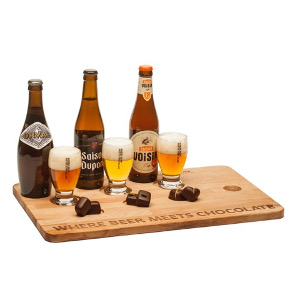 Beer & chocolate